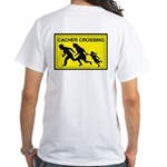 Cacher Crossing White T-Shirt