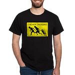 Cacher Crossing Dark T-Shirt