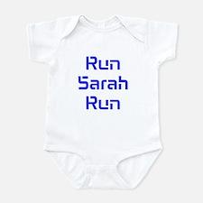 2016 RunSarahRun Infant Bodysuit