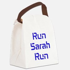 2016 RunSarahRun Canvas Lunch Bag