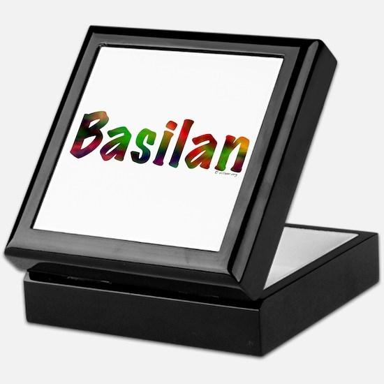 Basilan Keepsake Box