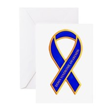 Down Syndrome Awareness Greeting Cards (Package of