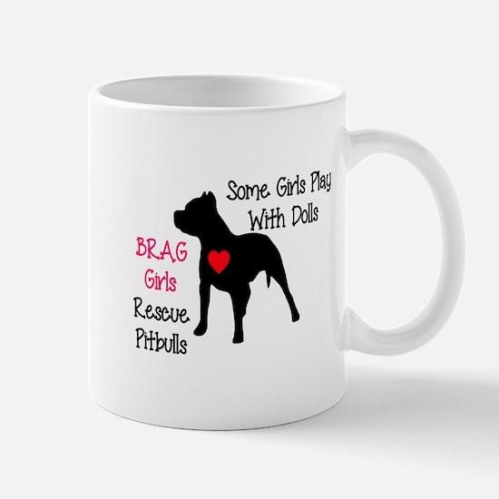 brag-girls Mugs