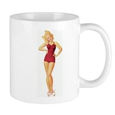 Pinup Swim Mug