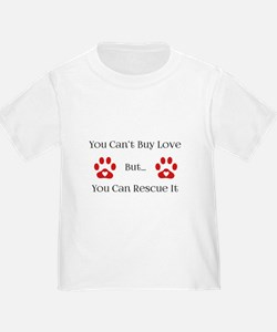 You Can't Buy Love T
