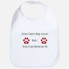You Can't Buy Love Bib
