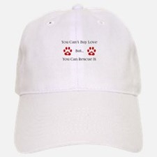 You Can't Buy Love Baseball Baseball Cap