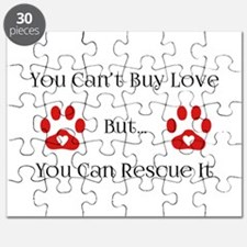 You Can't Buy Love Puzzle