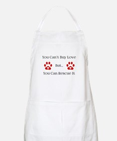 You Can't Buy Love Apron