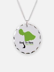 Road To Hana Maui,Hawaii Necklace