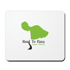 Road To Hana Maui,Hawaii Mousepad