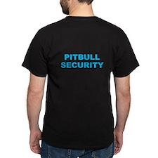 BRAG - Pitbull Security T-Shirt