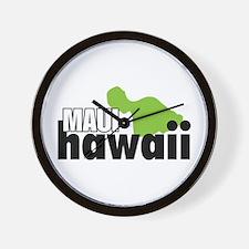 MAUI,hawaii Wall Clock