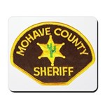 Mohave County Sheriff Mousepad