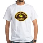 Mohave County Sheriff White T-Shirt