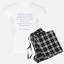 Sin Pajamas