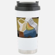 Juan Gris - Slice of Me Stainless Steel Travel Mug