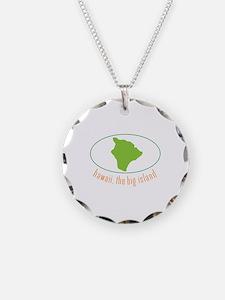 Hawaii,The big Island Necklace