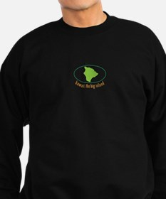 Hawaii,The big Island Sweatshirt