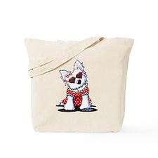 Adorkable Miss Hollywood Tote Bag