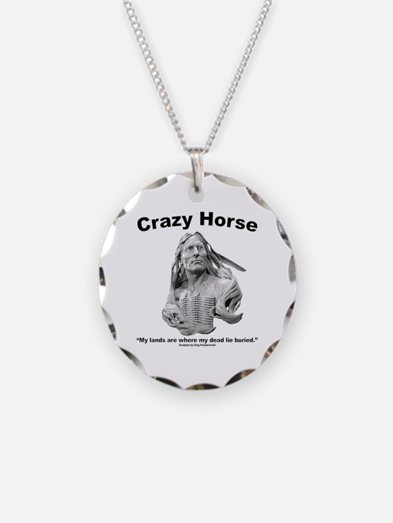 Crazy Horse: My Lands Necklace