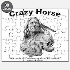 Crazy Horse: My Lands Puzzle