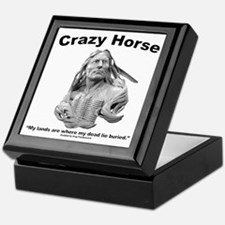 Crazy Horse: My Lands Keepsake Box