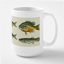 Freshwater Fish Chart Mug