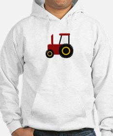 Red Tractor Jumper Hoody