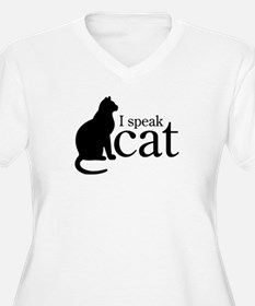 I Speak Cat T-Shirt
