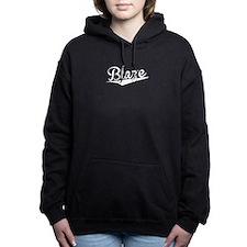 Blaze, Retro, Women's Hooded Sweatshirt