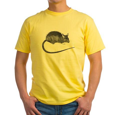 Rats Shirt (Yellow)