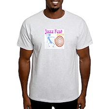 Jazz Fest 2014 Spiral T-Shirt