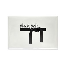 Black Belt Magnets