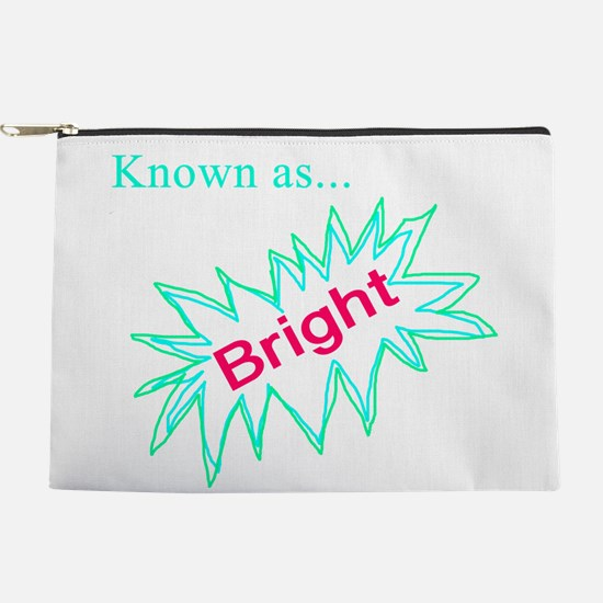 Known as Bright Makeup Pouch