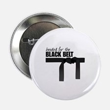 """Headed For The Black Belt 2.25"""" Button"""