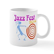 Jazz Fest 2014 Spiral Mugs