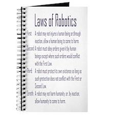 Asimov Laws of Robotics Journal