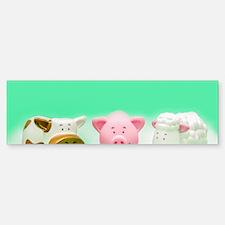 Farm Animals Bumper Bumper Sticker