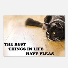 The Best Things In Life H Postcards (Package of 8)