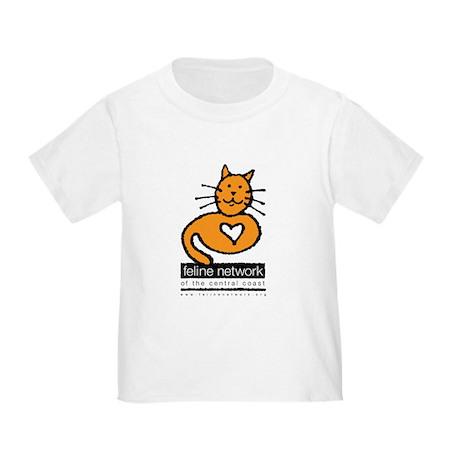Feline Network Logo - Toddler T-Shirt