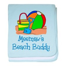 Meemaws Beach Buddy baby blanket