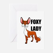FOXY Greeting Cards (Pk of 10)