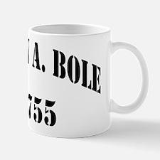 USS JOHN A. BOLE Mug