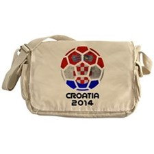 Croatia World Cup 2014 Messenger Bag