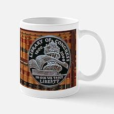 Library of Congress Dollar Mug