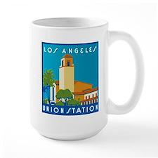 Los Angeles Union Station 75h Anniversary Mugs