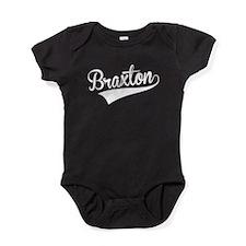 Braxton, Retro, Baby Bodysuit