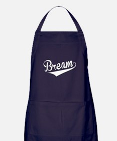 Bream, Retro, Apron (dark)