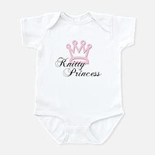 Knitty Princess Infant Bodysuit